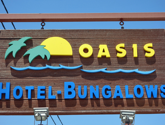 unser Hotel Oasis